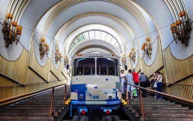 Киевский фуникулер: как изменился уникальный транспорт за 100 лет