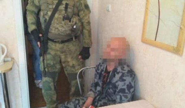 СБУ поймала террористов, которые готовили убийства волонтеров и добровольцев