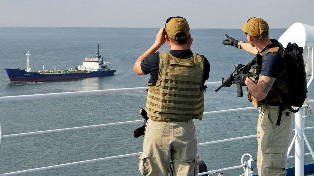 Затримання українського танкера в Єгипті: у справу втрутилося МЗС