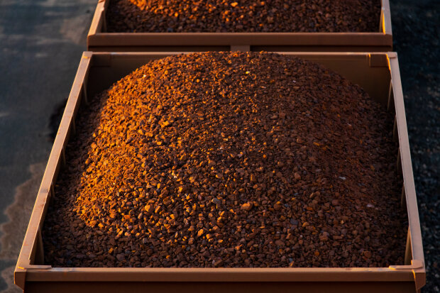 залізна руда, видобуток // фото Getty Images
