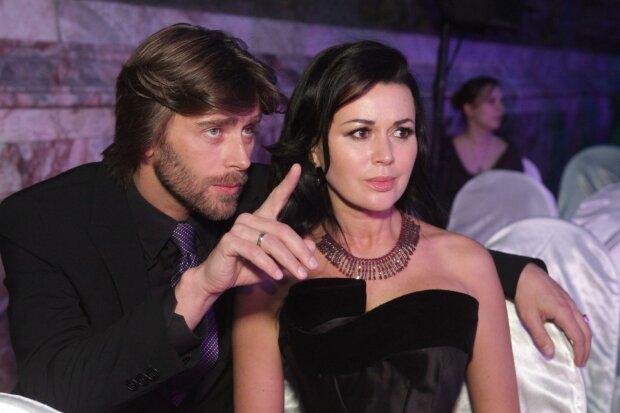 Анастасия Заворотнюк и Петр Чернышев, фото Instagram