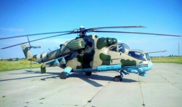 Военные протестировали модернизированный боевой вертолет Ми-24П