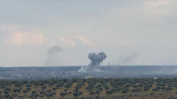 Операция Турции в Сирии, фото Агенство Анадолу