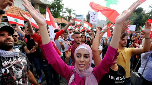 В Ливане начался Майдан