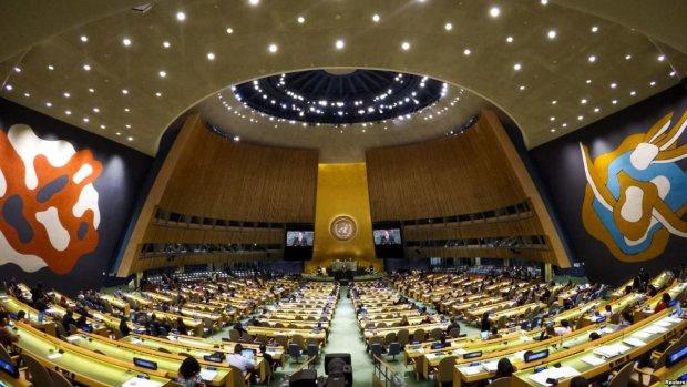 Список предателей: кто в ООН не проголосовал за резолюцию по Крыму