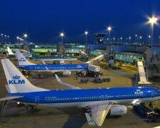 Аэропорт Схипхол, Нидерланды
