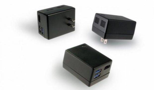 Microsoft показала комп'ютер у формі телефонної зарядки