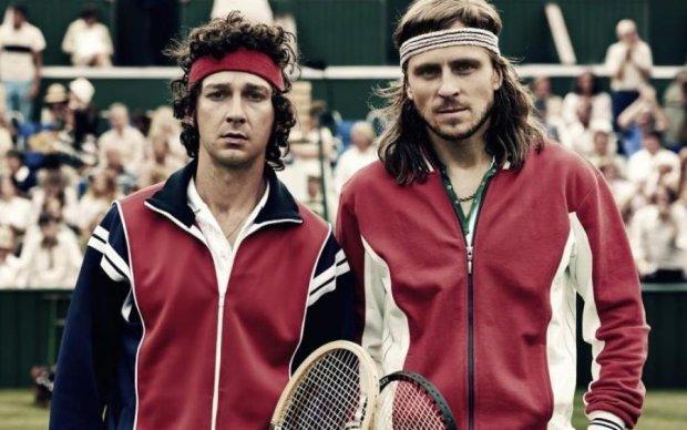 Опубликован трейлер фильма о величайшем теннисном матче
