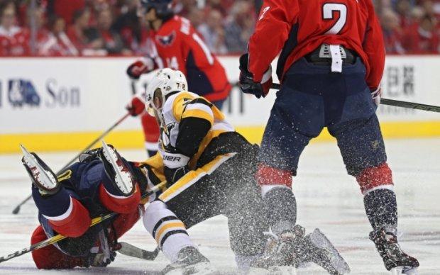 НХЛ: Питтсбург повел в серии с Вашингтоном, Оттава справилась с Рейнджерс