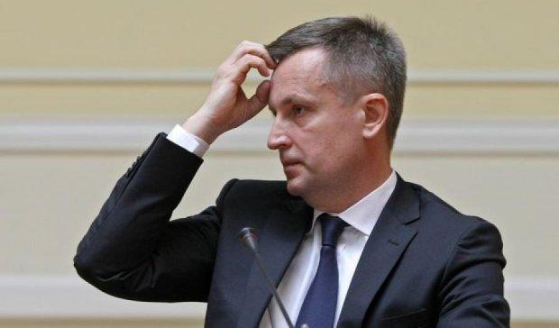 Президент внес представление об увольнении Наливайченко