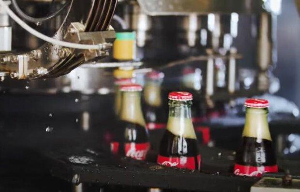 Кока-кола, скриншот: YouTube