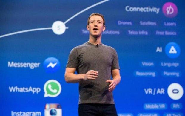 У Facebook заявили, что знают о пользователях все