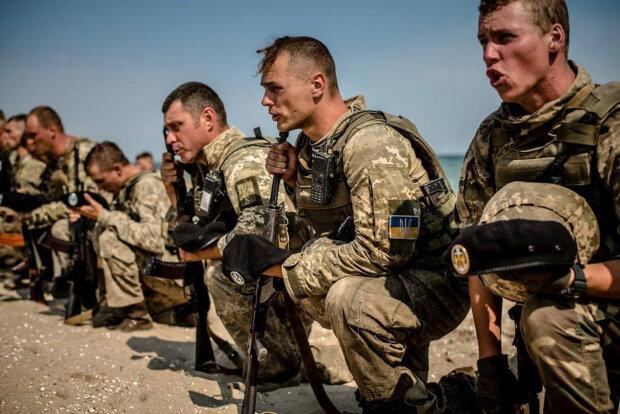 морські піхотинці ЗСУ \\ фото УНН