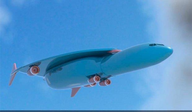 Airbus запатентував модель гіперзвукового літака (відео)