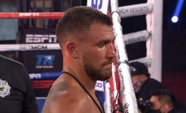 Ломаченко не сдержал буйного Лопеса в бою за звание абсолютного чемпиона: украинцы в слезах