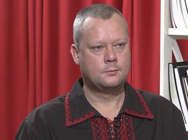 политический эксперт Кирилл Сазонов