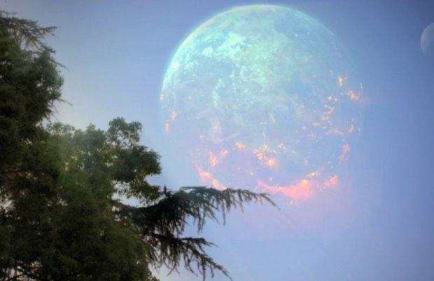Знамення Апокаліпсису промайнуло в небі: Нібіру дала людству останнє попередження