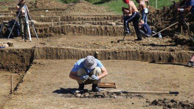 Подземный вождь: украинские археологи совершили сенсационное открытие на родной земле