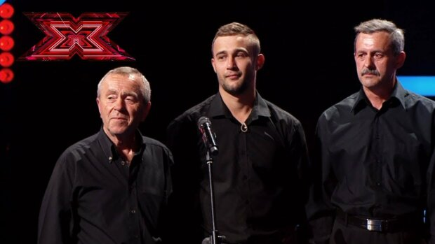 """Х-Фактор підкорений: """"Каменярі"""" з Франківська показали вокальну міць на головній сцені країни, відео"""