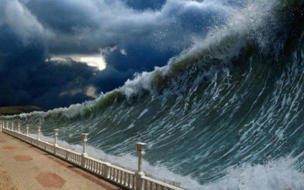 Эпидемия цунами растерзает мир