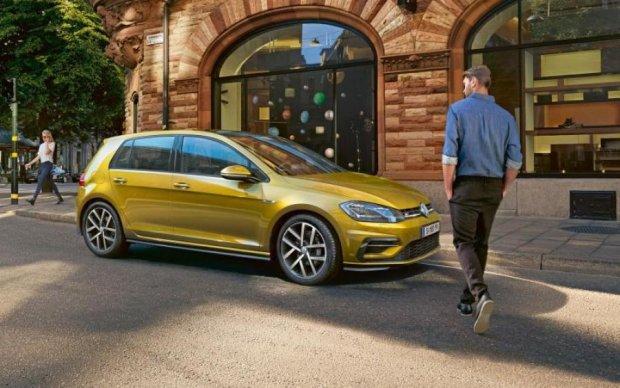 Названо десятку найпопулярніших автомобілів у Європі