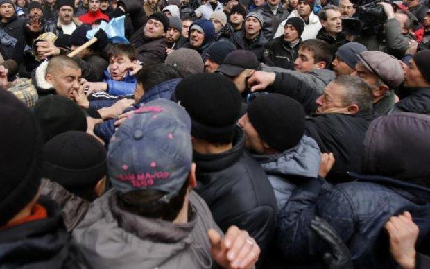 В Крыму схватили известного активиста