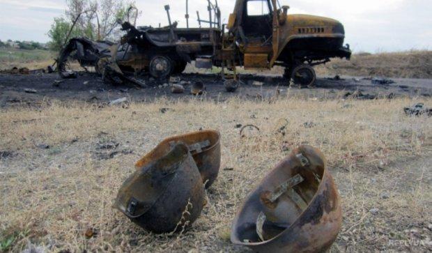 Сутки в АТО: один боец погиб, 13 ранены