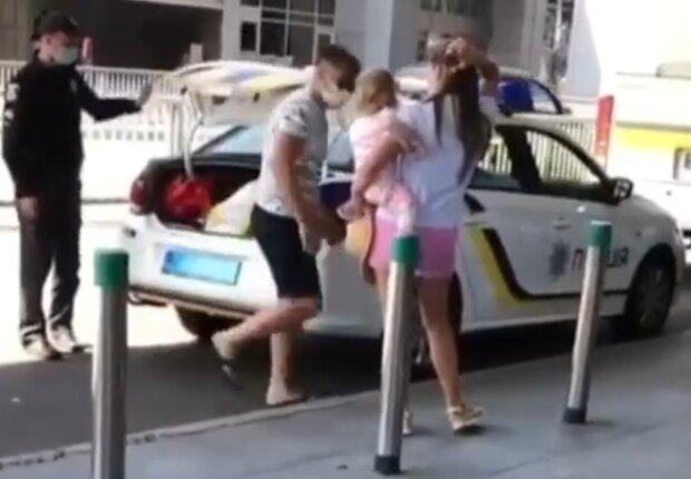 Штраф заплатят сами себе: копы устроили Uber из служебного авто