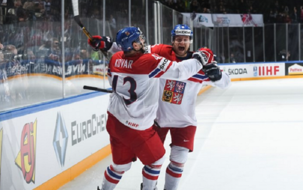 Фінляндія - Чехія 3:4 Відео найкращих моментів матчу ЧС-2017 з хокею