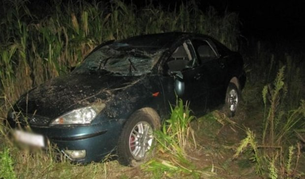Водитель убил ребенка и отправил в реанимацию еще двоих (ФОТО)