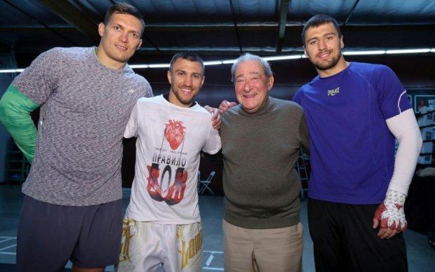 Top Rank выпустила промо ролик к вечеру бокса Ломаченко, Усика и Гвоздика
