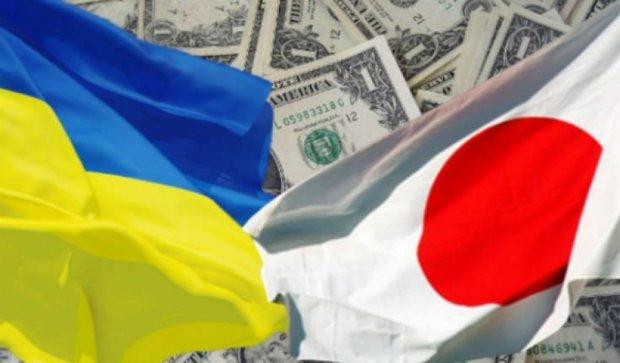 Японці дають Україні кредит на 40 років