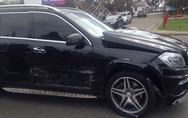Копы превратили погоню за одесскими автоворами в вестерн