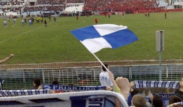 Косово хоче прийняти збірну України в Приштині
