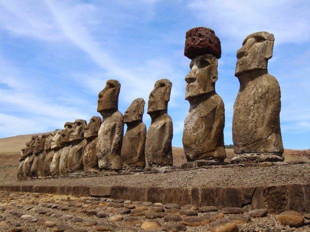 Давня цивілізація чи інопланетяни: вчені з'ясували справжнє походження загадкових статуй