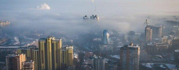 Київ огорнув дим, страшна катастрофа вже на порозі: названо найбільш небезпечний райони