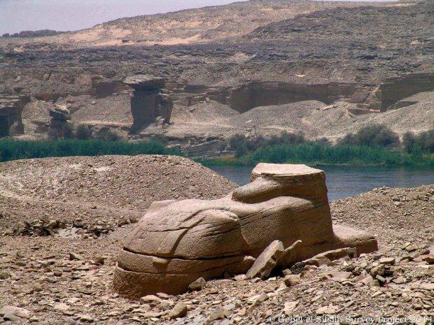 Єгипетська знахідка археологів вразила світ: подвійні стіни, вежі, черепа слонів