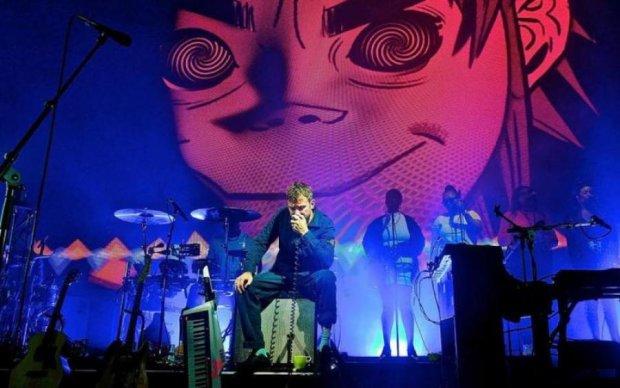 Украина услышит первой: культовые Gorillaz выпустили долгожданный альбом