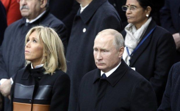 Наконец фотографы показали настоящий рост Путина, оправдывает прозвище, сеть взорвалась