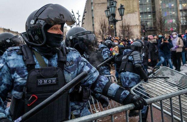 Протесты в России, фото: Илья Варламов