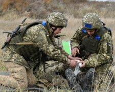Ситуація на Донбасі, фото: facebook.com/14ombr