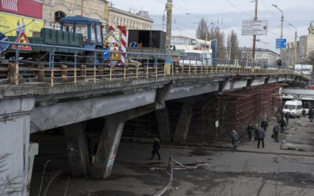 Реконструкція Шулявського мосту: коли розпочнеться пекло для киян