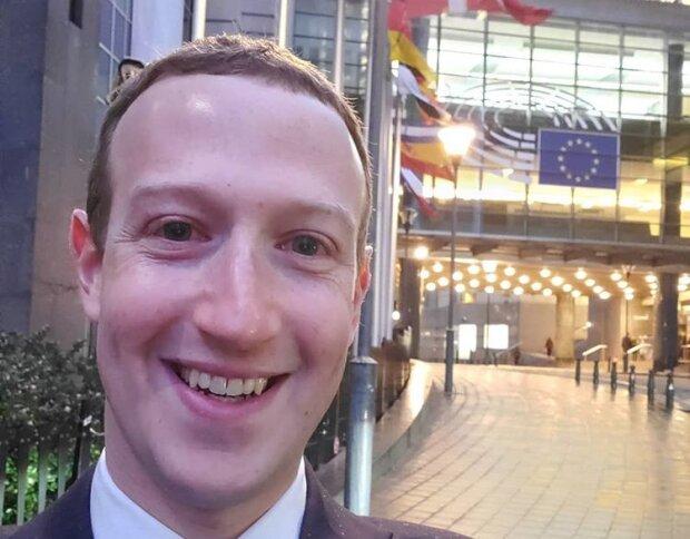 Цукерберг, фото Instagram