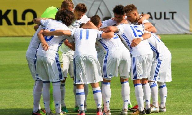 Динамо в серії пенальті вилетіло з Юнацької Ліги УЄФА