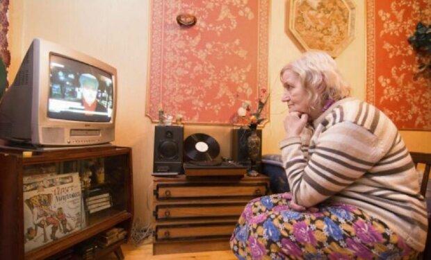 Телевидение, скриншот: YouTube
