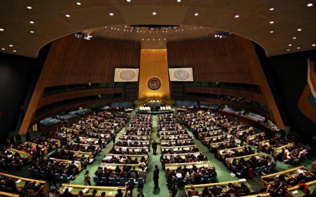 ООН заговорила об украинской катастрофе
