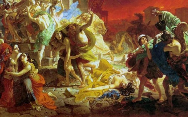 Римское граффити, лупанарии и ядерная бомба: тайны погибшей Помпеи