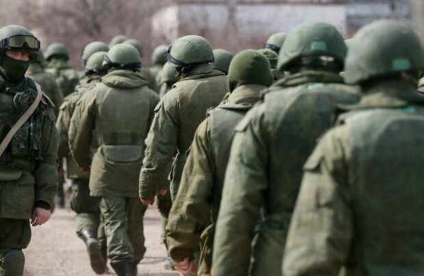Російські війська, скріншот: YouTube