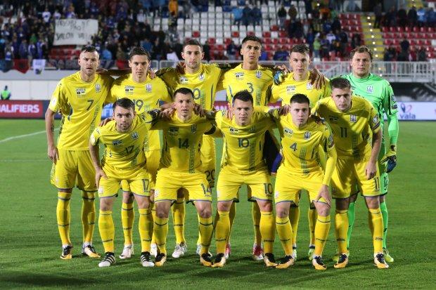 Стало відомо, де збірна України зіграє домашній матч з португальцями