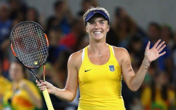 Украинка Свитолина победила первую ракетку мира